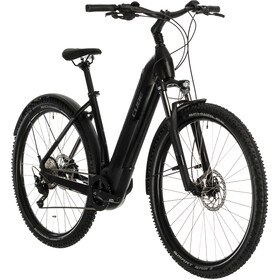 Cube Nuride Hybrid Pro 625 Allroad Easy Entry, black'n'grey